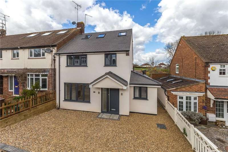 4 Bedrooms Semi Detached House for sale in St. James Road, Harpenden, Hertfordshire
