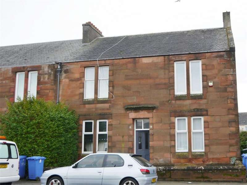 1 Bedroom Flat for sale in 39a Smithfield Loan, Alloa, Clackmannanshire