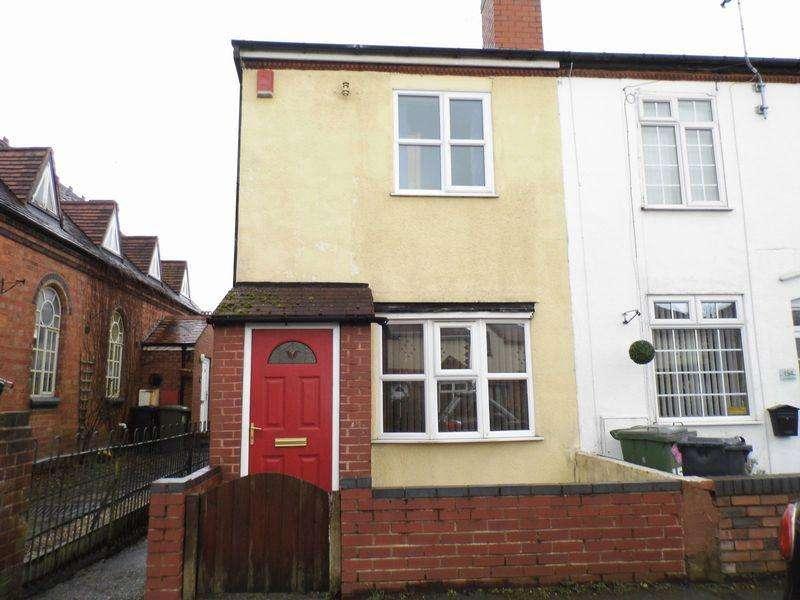 2 Bedrooms Terraced House for sale in Coronation Road, Shelfield, Walsall