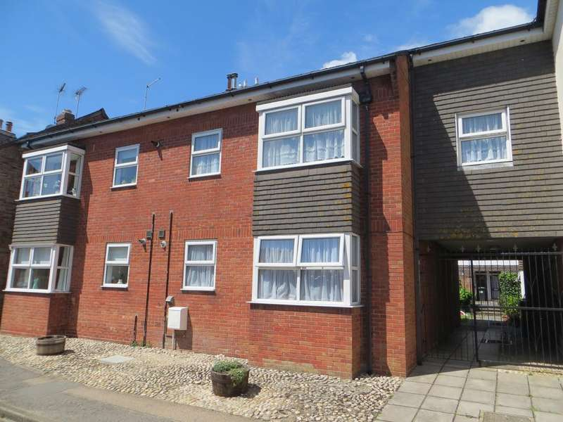 2 Bedrooms Flat for sale in Churchwood Court, West Street, Wareham BH20