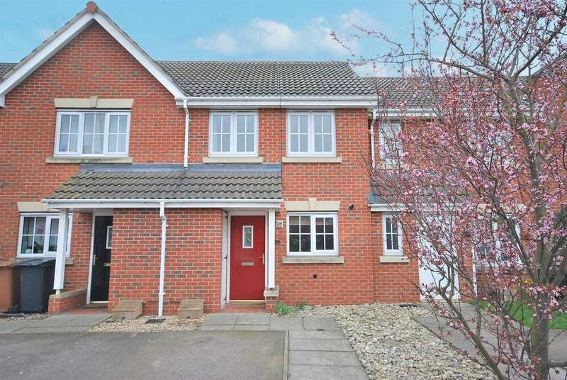 2 Bedrooms Terraced House for sale in Ullswater Road, Melton Mowbray
