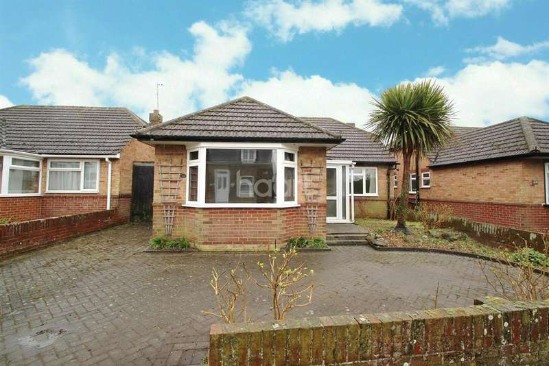 2 Bedrooms Bungalow for sale in High Street, Manston, CT12