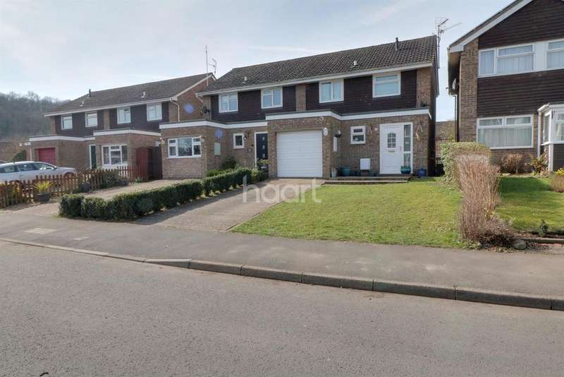 3 Bedrooms Semi Detached House for sale in Elstob Way, Monmouth