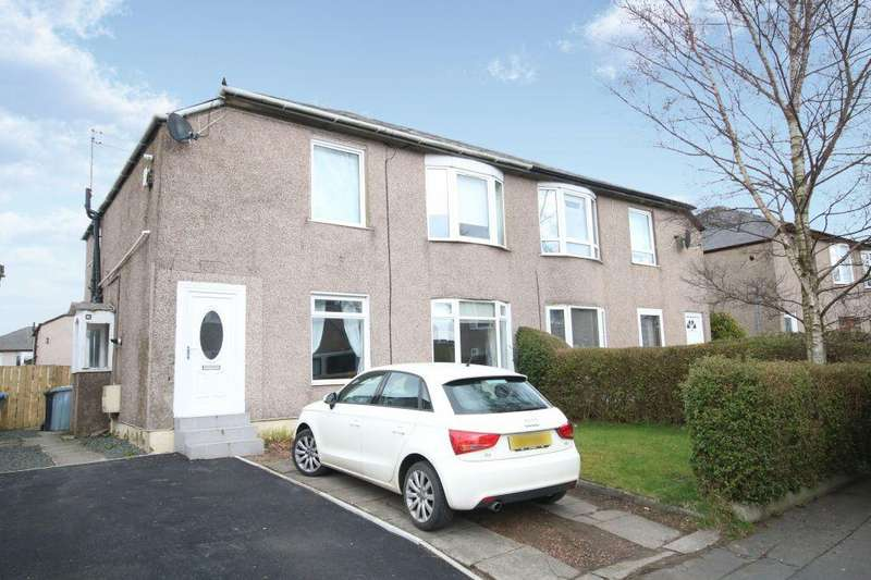 3 Bedrooms Flat for sale in 91 Kingsheath Avenue, Rutherglen, Glasgow, G73 2DF