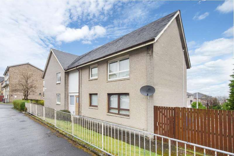 3 Bedrooms Ground Flat for sale in 1 Kirkton Road, Cambuslang, G72 8LF