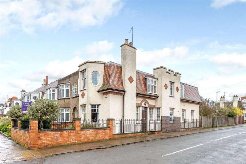 4 Bedrooms End Of Terrace House for sale in Christchurch Road, Northampton, Northamptonshire, NN1