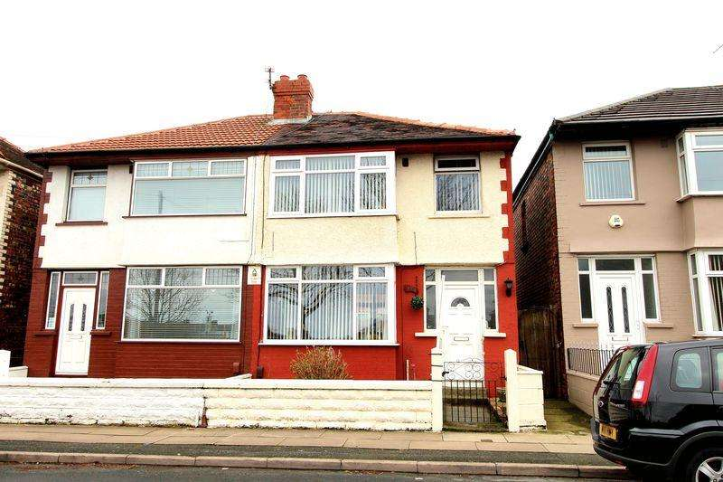 3 Bedrooms Semi Detached House for sale in Roxburgh Street, Bootle