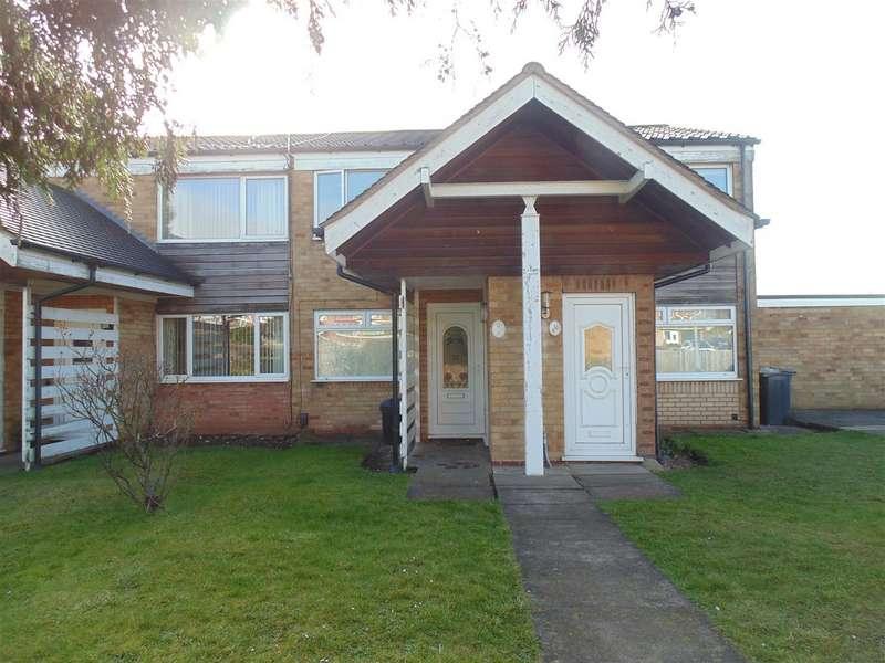 2 Bedrooms Maisonette Flat for sale in Barra Croft, Castle Vale,