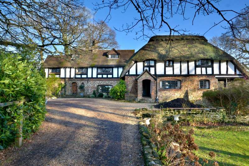 6 Bedrooms Detached House for sale in West Chiltington