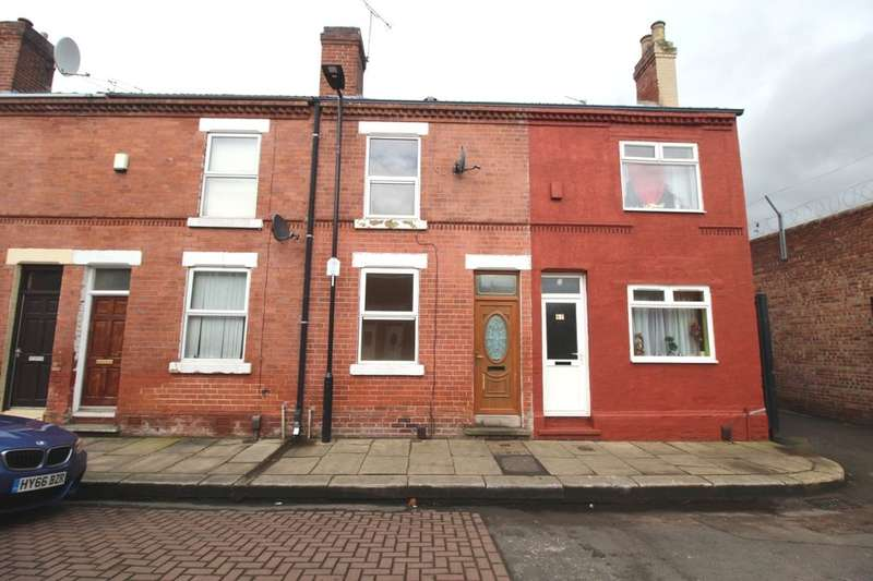 2 Bedrooms Terraced House for sale in Ellerker Avenue, Doncaster, DN4