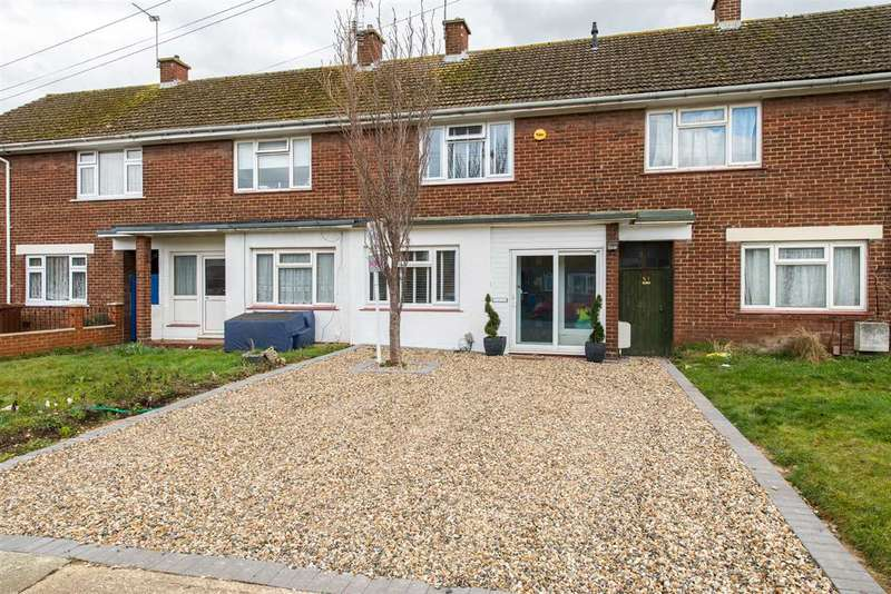 2 Bedrooms Terraced House for sale in Rectory Road, Sittingbourne