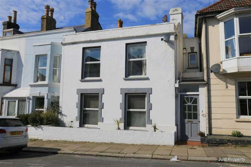 4 Bedrooms Detached House for sale in Priory Road, Hastings