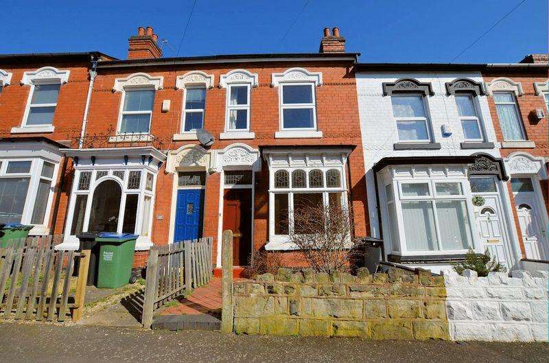 2 Bedrooms Terraced House for sale in Linden Road, Smethwick
