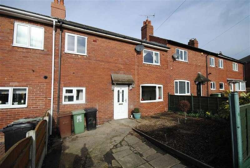 3 Bedrooms Terraced House for sale in Park Avenue, Kippax, Leeds, LS25