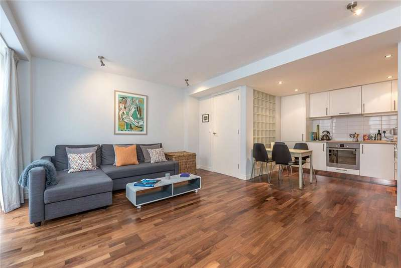 1 Bedroom Flat for sale in Lefkonico House, 505-507 Liverpool Road, London, N7