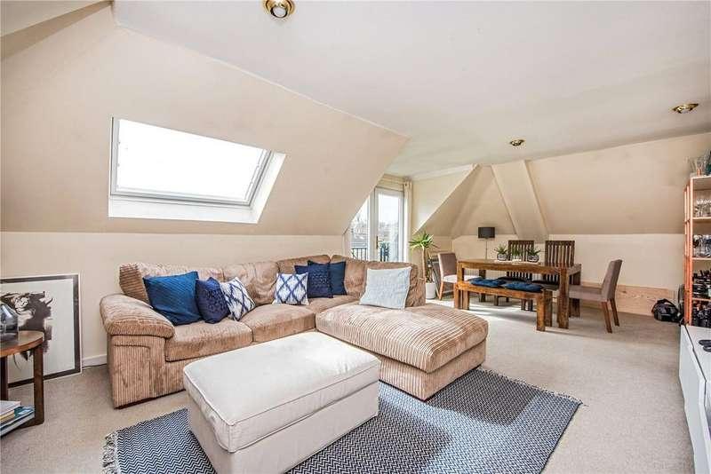 2 Bedrooms Flat for sale in Geneva Court, 4 Cambalt Road, London, SW15