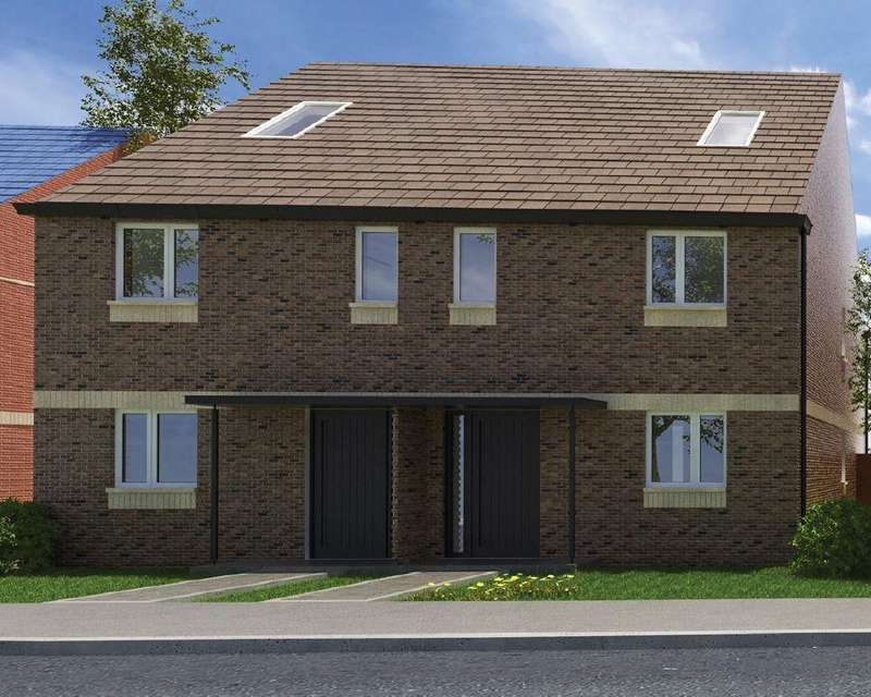 3 Bedrooms Mews House for sale in Silverdale Gardens, Silverdale, Newcastle under Lyme