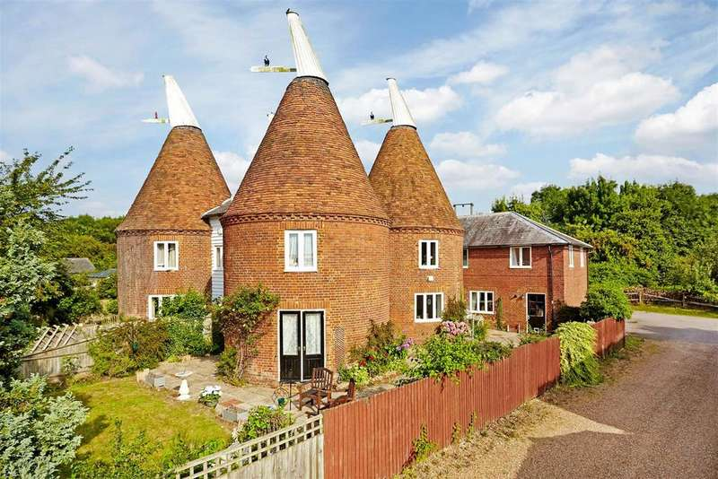 5 Bedrooms Semi Detached House for sale in Laddingford, Maidstone