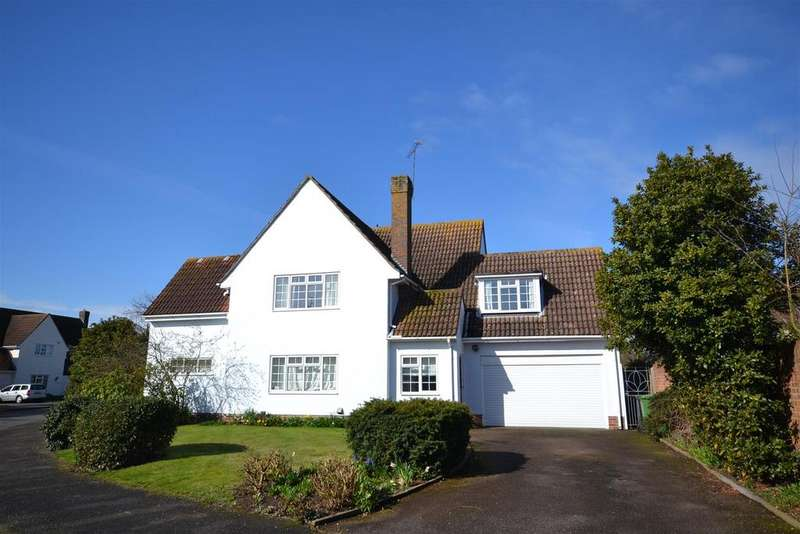 4 Bedrooms Detached House for sale in The Cobbins, Burnham-On-Crouch