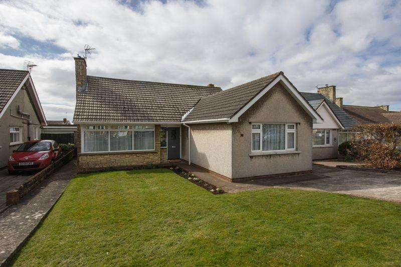 4 Bedrooms Detached Bungalow for sale in Minehead Avenue, Penarth