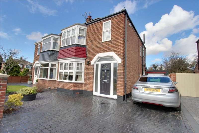 3 Bedrooms Semi Detached House for sale in Lime Crescent, Normanby