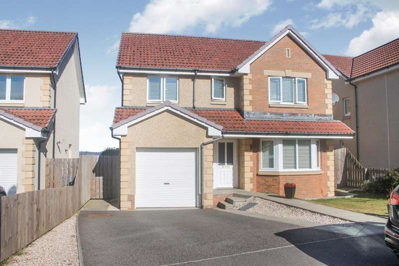 4 Bedrooms Detached House for sale in Morningfield Place, Inverness, IV2 6AZ