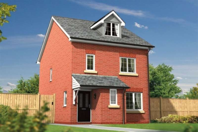 4 Bedrooms Detached House for sale in The Jenner Bolton Road, Blackburn, BB2