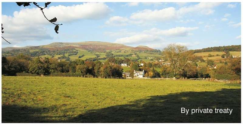 Land Commercial for sale in The Legar, Llangattock, Crickhowell