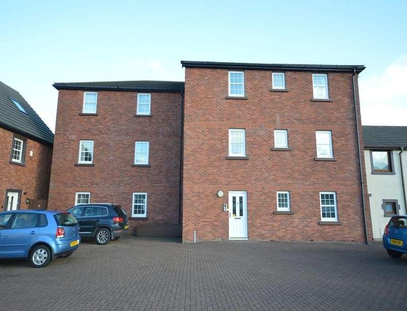 2 Bedrooms Flat for rent in Woodstock Lane, Whitehaven, CA28