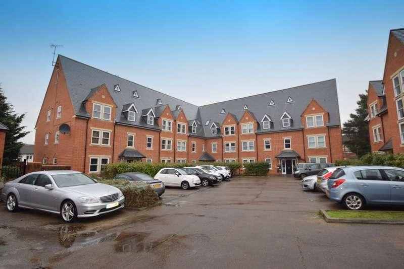 2 Bedrooms Flat for sale in Gray Court, Bridgeman Drive, Windsor, SL4