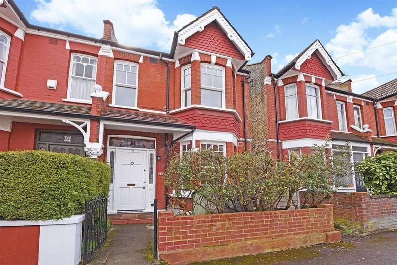 4 Bedrooms End Of Terrace House for sale in Gordondale Road, Wimbledon Park