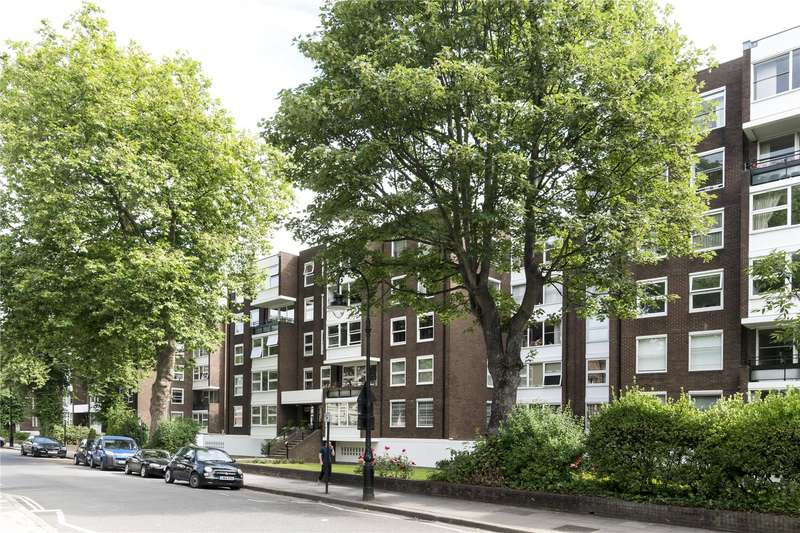 3 Bedrooms Flat for sale in Darwin Court, Gloucester Avenue, Primrose Hill, London, NW1