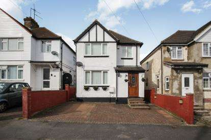 3 Bedrooms Detached House for sale in Weatherby Road, Luton, Bedfordshire