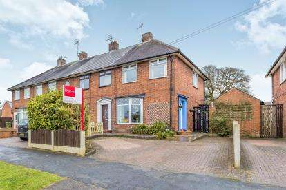 3 Bedrooms End Of Terrace House for sale in Bell Lane, Barlaston, Stoke, Staffs