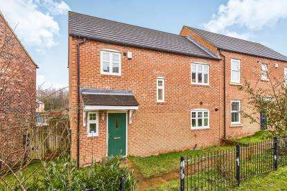 3 Bedrooms Semi Detached House for sale in Goodwood Avenue, Colburn, Catterick Garrison, North Yorkshire