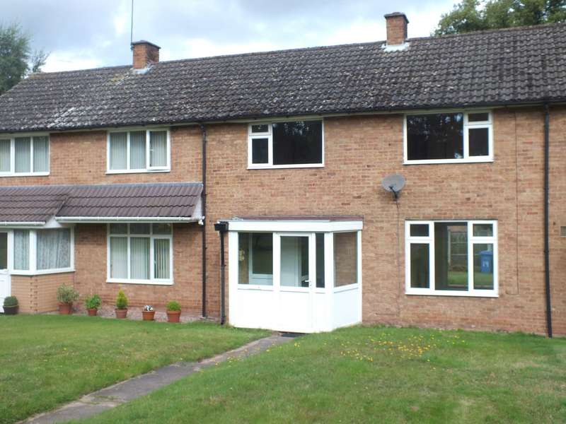 3 Bedrooms Terraced House for rent in The Drive, Lichfield