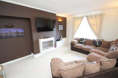 2 Bedrooms Flat for sale in Kenilworth Crescent, Hamilton