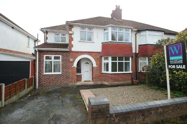 4 Bedrooms Semi Detached House for sale in Arcadia Avenue, Sale