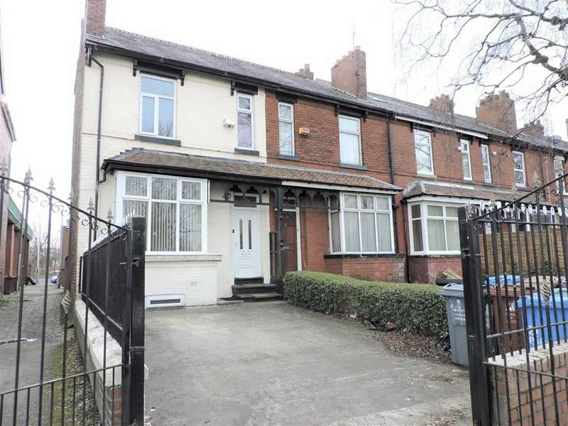 4 Bedrooms End Of Terrace House for sale in Birch Lane, Manchester