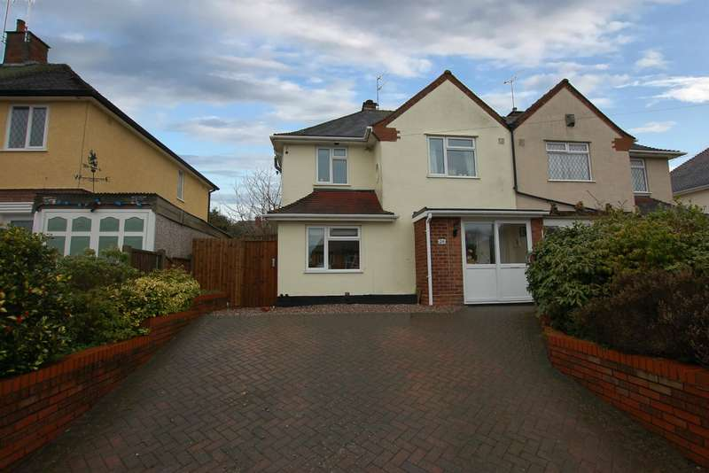 3 Bedrooms Semi Detached House for sale in Manor Lane, Stourbridge, DY8 3ER