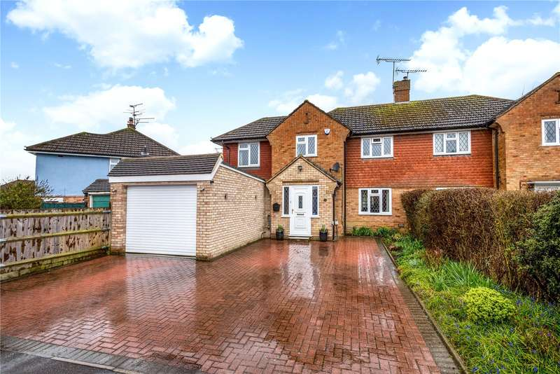 4 Bedrooms Semi Detached House for sale in Easter Way, South Godstone, Godstone, Surrey, RH9