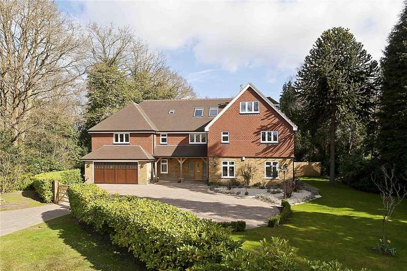 7 Bedrooms Detached House for rent in Ince Road, Hersham, Walton-on-Thames, Surrey, KT12