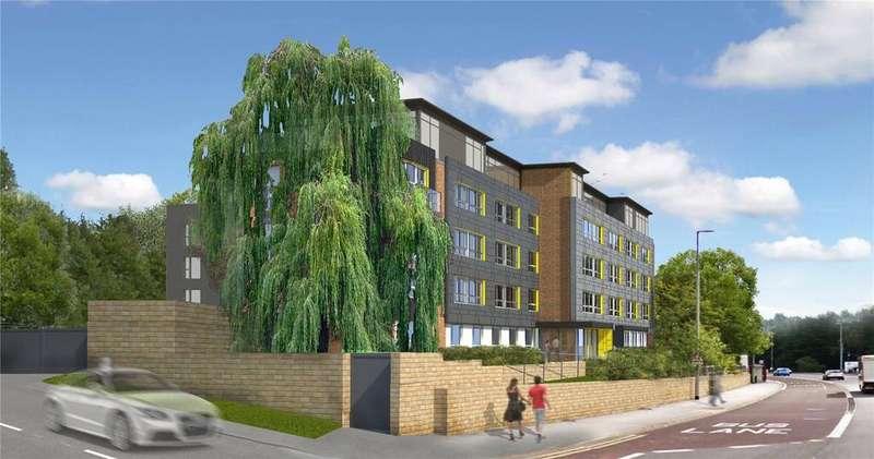 1 Bedroom Flat for sale in Kirkstall Gate, Kirkstall Road, Kirkstall, Leeds, LS5