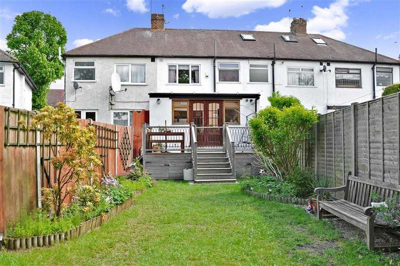 3 Bedrooms Terraced House for sale in Stayton Road, Sutton, Surrey