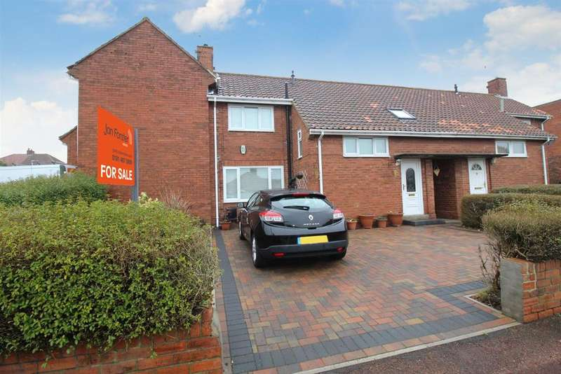 3 Bedrooms Terraced House for sale in Beechwood Gardens, Lobley Hill, Gateshead