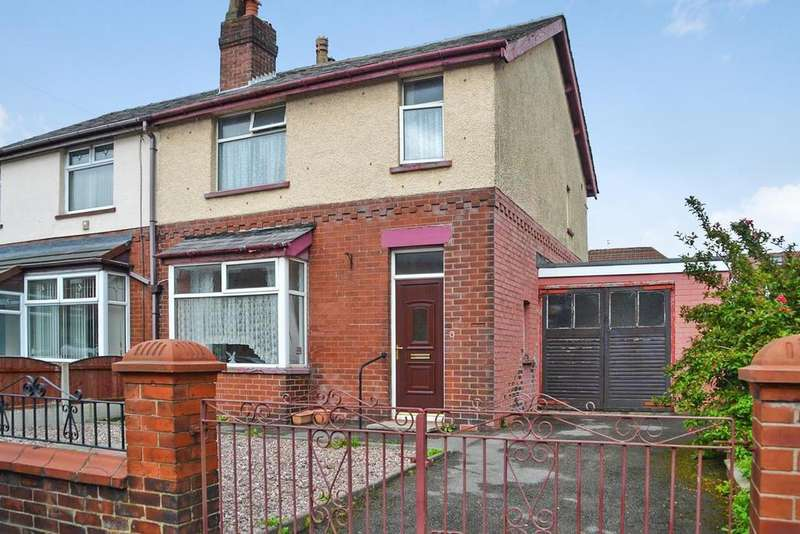 3 Bedrooms Semi Detached House for sale in Canterbury Street, Chorley