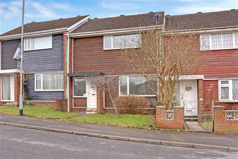 2 Bedrooms Terraced House for sale in Paragon Road, Longton, Stoke-on-Trent