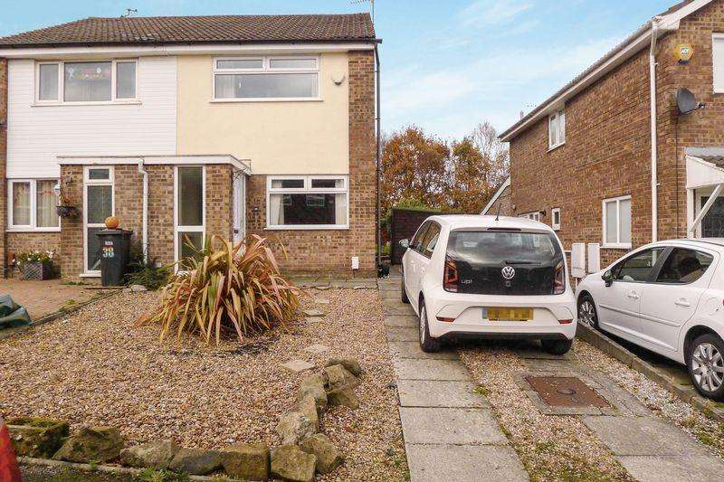 2 Bedrooms Semi Detached House for sale in Wrenbury Drive, Sharples