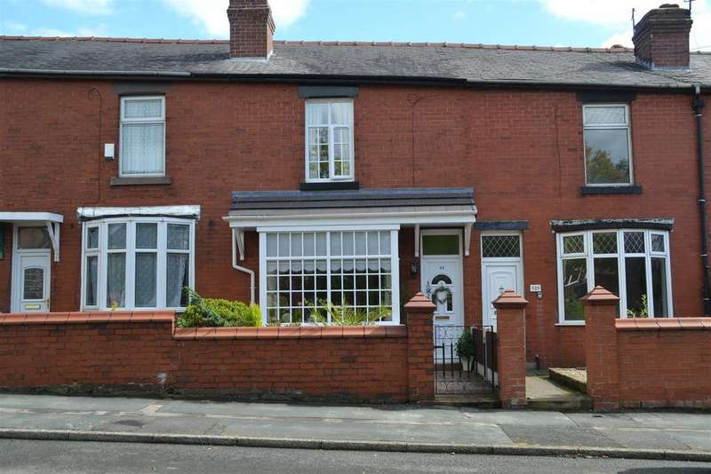 2 Bedrooms Terraced House for sale in Yarrow Road, Chorley