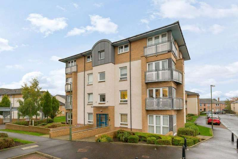 2 Bedrooms Flat for sale in 37/9 Stenhouse Gardens, EDINBURGH, EH11 3LS